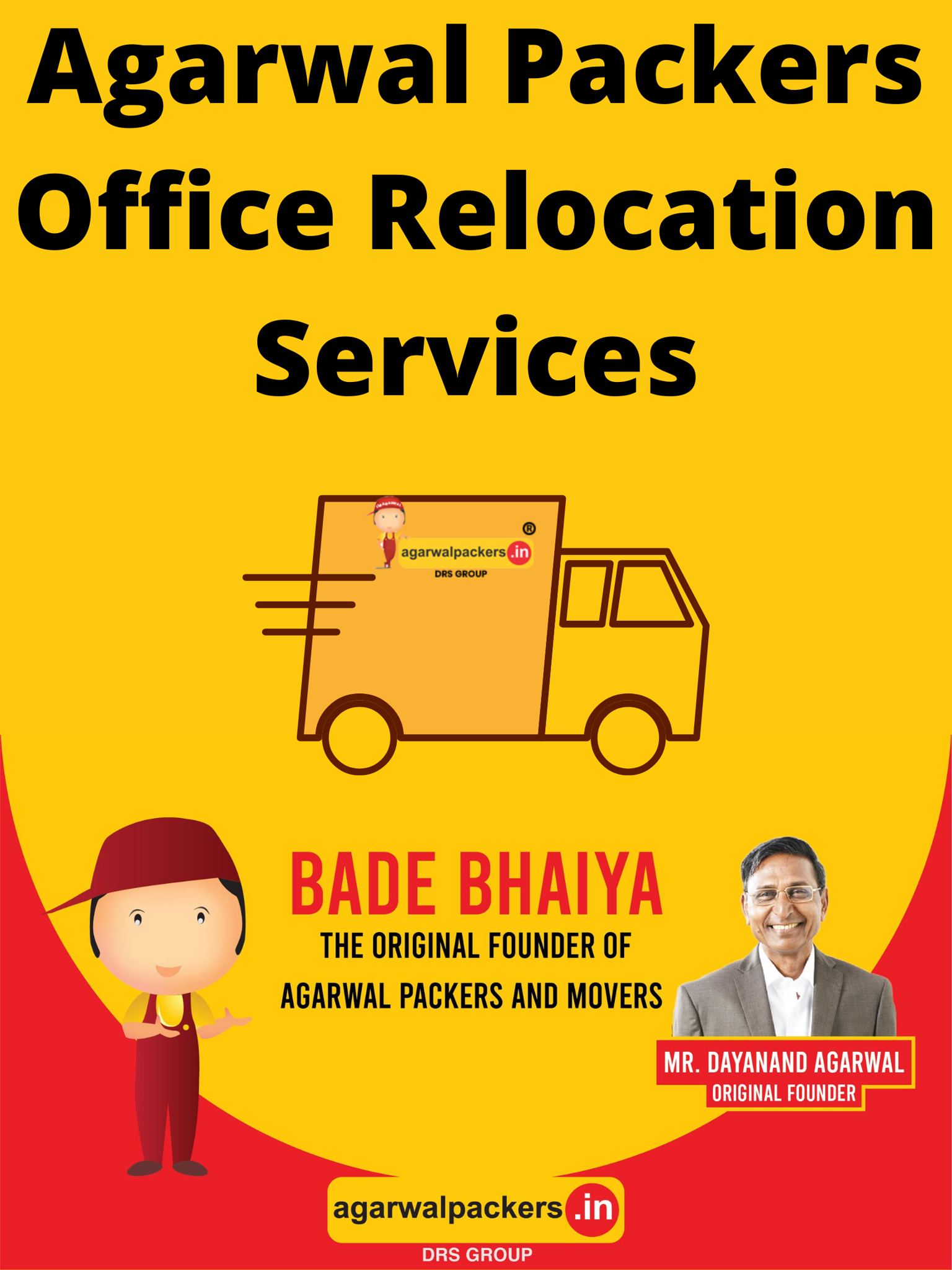Agarwal Packers Office Relocation Services